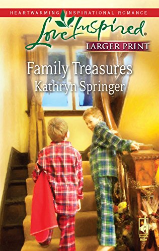 9780373813834: Family Treasures: McBride Sisters Series #3 (Larger Print Love Inspired #469)
