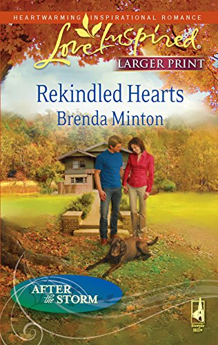 9780373814268: Rekindled Hearts (Love Inspired Large Print)