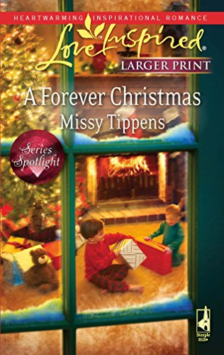 9780373814428: A Forever Christmas (Love Inspired Large Print)