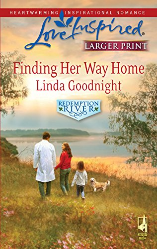 9780373814497: Finding Her Way Home (Love Inspired Large Print)