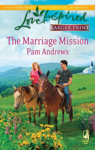 9780373814770: The Marriage Mission (Love Inspired Large Print)