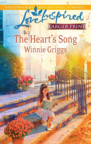 9780373814848: The Heart's Song (Love Inspired Large Print)