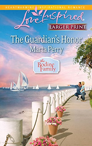 The Guardian's Honor (Love Inspired Large Print): Perry, Marta