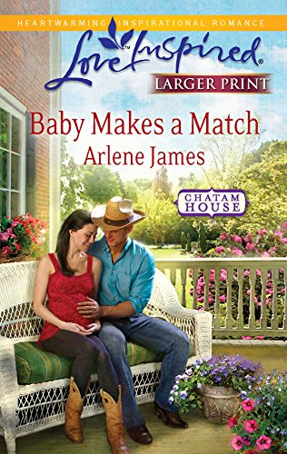 9780373814978: Baby Makes a Match (Love Inspired Large Print)