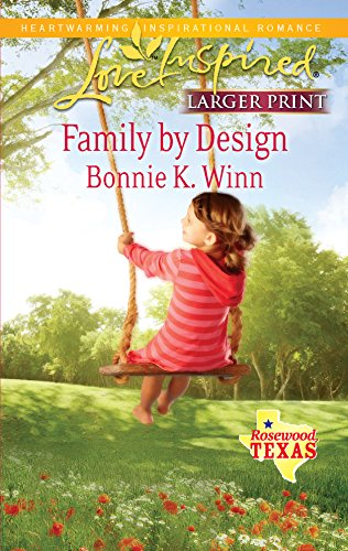 9780373815654: Family by Design (Love Inspired Larger Print)