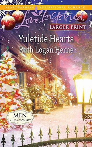 9780373815920: Yuletide Hearts (Men of Allegany County)