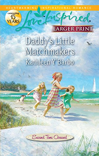 9780373815968: Daddy's Little Matchmakers (Love Inspired Larger Print)
