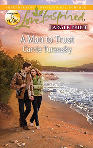 9780373816095: A Man to Trust (Love Inspired)