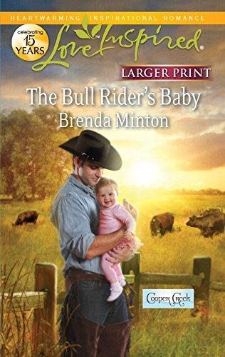 9780373816217: The Bull Rider's Baby (Cooper Creek)