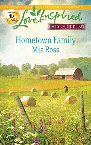 9780373816231: Hometown Family (Love Inspired Larger Print)
