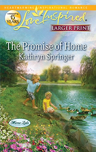 9780373816248: The Promise of Home (Love Inspired Larger Print)
