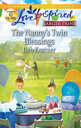9780373816279: The Nanny's Twin Blessings (Email Order Brides)