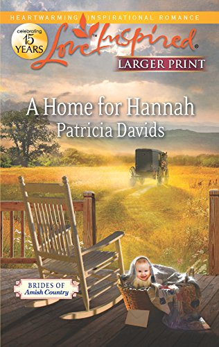 9780373816361: A Home for Hannah (Love Inspired Larger Print)