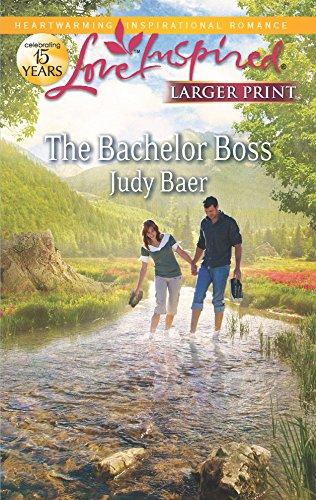 9780373816408: The Bachelor Boss (Love Inspired)