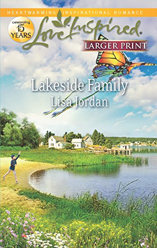 9780373816415: Lakeside Family (Love Inspired Larger Print)