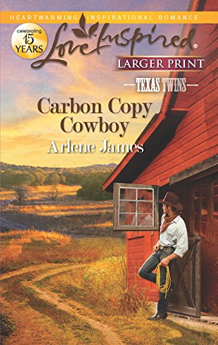 9780373816439: Carbon Copy Cowboy (Love Inspired: Texas Twins)