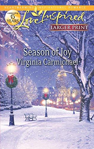 9780373816590: Season of Joy (Love Inspired)