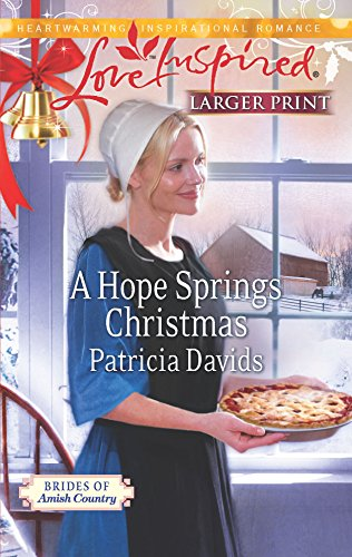 9780373816606: A Hope Springs Christmas (Brides of Amish Country)