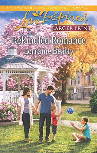 9780373816897: Rekindled Romance (Love Inspired LP)