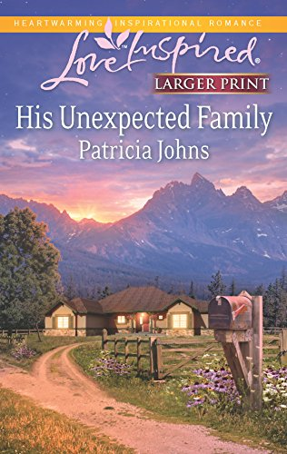 9780373817078: His Unexpected Family (Love Inspired LP)