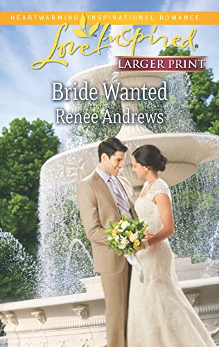 9780373817122: Bride Wanted (Love Inspired Large Print)