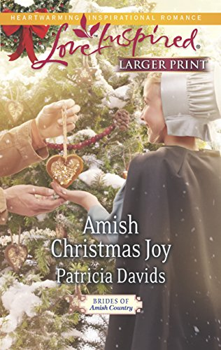 9780373817344: Amish Christmas Joy (Love Inspired LP\Brides of Amish Country)