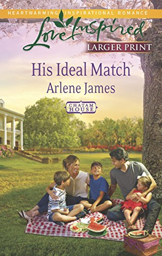 9780373817405: His Ideal Match (Love Inspired LP\Chatam House)