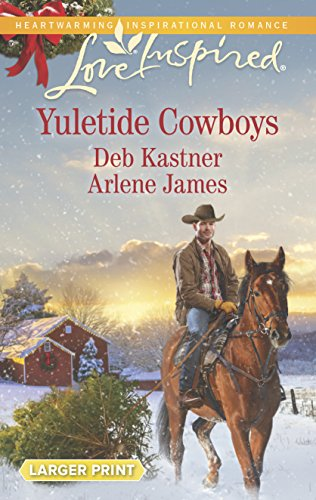 9780373818730: Yuletide Cowboys: The Cowboy's Yuletide Reunion\The Cowboy's Christmas Gift (Love Inspired)