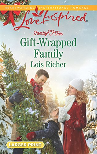 9780373818785: Gift-Wrapped Family (Family Ties (Love Inspired))