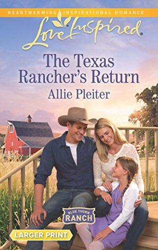 9780373818907: The Texas Rancher's Return (Blue Thorn Ranch)
