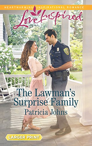 9780373818983: The Lawman's Surprise Family (Love Inspired)