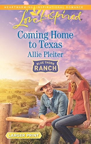 9780373819027: Coming Home to Texas (Blue Thorn Ranch)