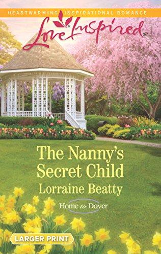 9780373819058: The Nanny's Secret Child (Home to Dover)