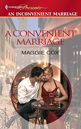 9780373820016: A Convenient Marriage (An Inconvenient Marriage)