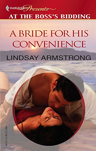 9780373820177: A Bride For His Convenience