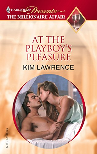 9780373820306: At The Playboy's Pleasure (Promotional Presents)