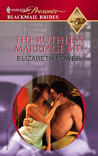 9780373820337: The Ruthless Marriage Bid