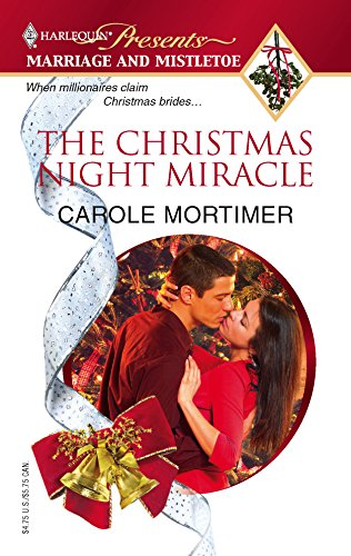 9780373820597: The Christmas Night Miracle