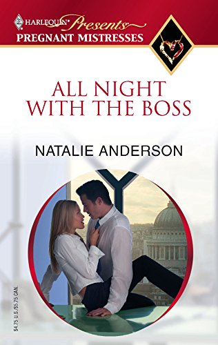 9780373820627: All Night With The Boss (Harlequin Presents: Pregnant Mistresses)
