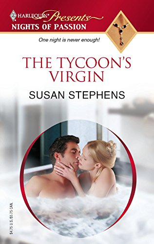 The Tycoon's Virgin (0373820674) by Stephens, Susan