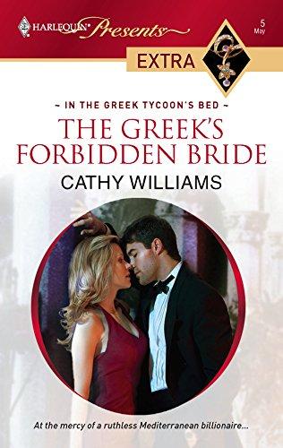 9780373820795: The Greek's Forbidden Bride