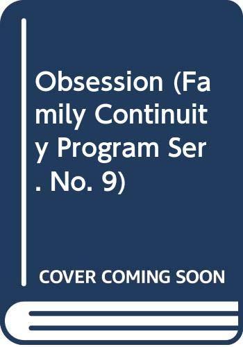 Obsession (Family Continuity Program Ser., No. 9): Lisa Jackson