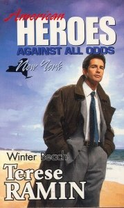 Winter Beach (American Heroes Against All Odds: New York #32): Terese Ramin