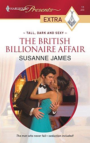 9780373823512: The British Billionaire Affair