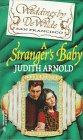 9780373825431: A Stranger's Baby (Weddings by DeWilde)