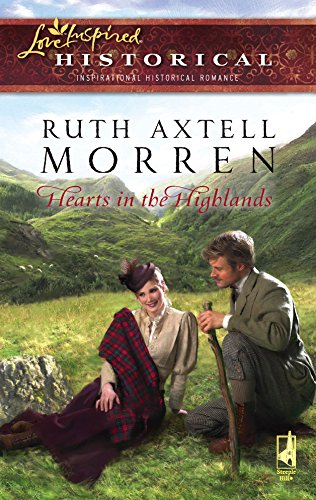 9780373827862: Hearts in the Highlands (Steeple Hill Love Inspired Historical #6)