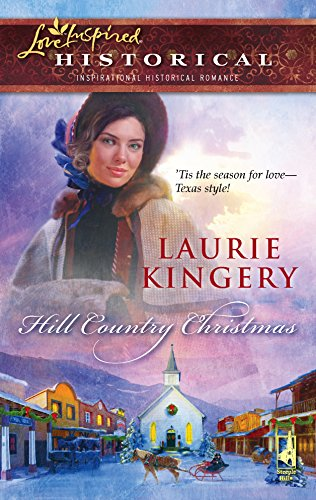 9780373827985: Hill Country Christmas (Steeple Hill Love Inspired Historical #18)