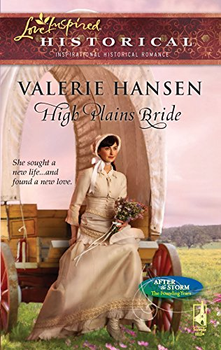 High Plains Bride (Love Inspired Historical): Hansen, Valerie