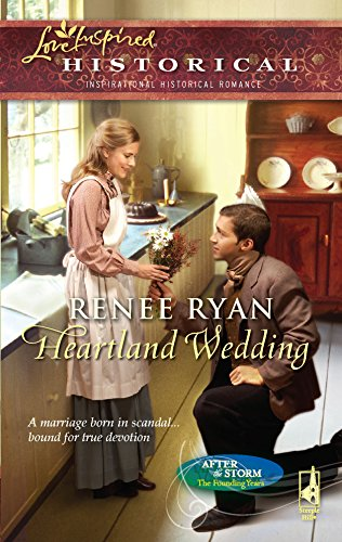 9780373828296: Heartland Wedding (After the Storm: The Founding Years, Book 2) (Steeple Hill Love Inspired Historical #49)