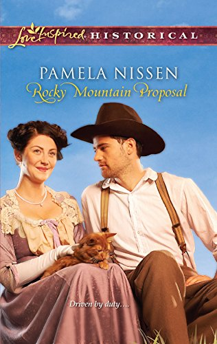 9780373828692: Rocky Mountain Proposal (Love Inspired Historical)